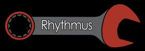 Der Schraubenschlüssel symbolisiert das Werkzeug Rhythmus